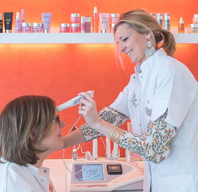 Huid- en haaranalyse