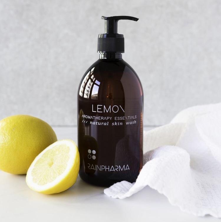 Skin Wash Lemon
