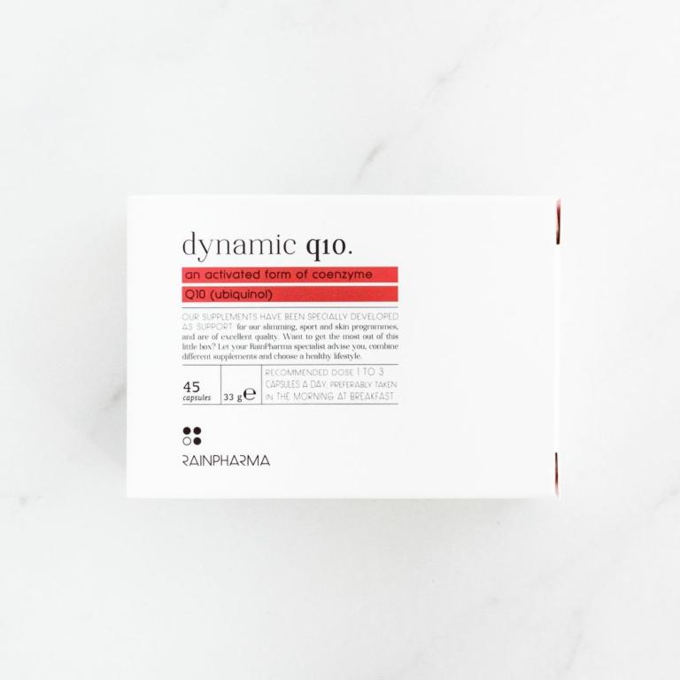 Dynamic Q10 45 caps