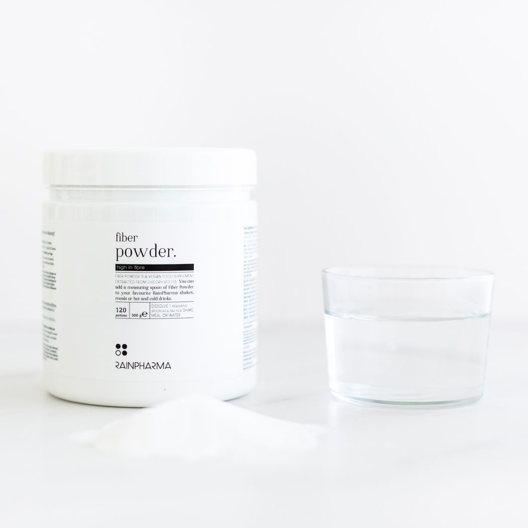 fiber-powder