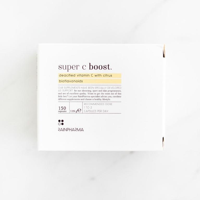 Super C Boost 150 caps