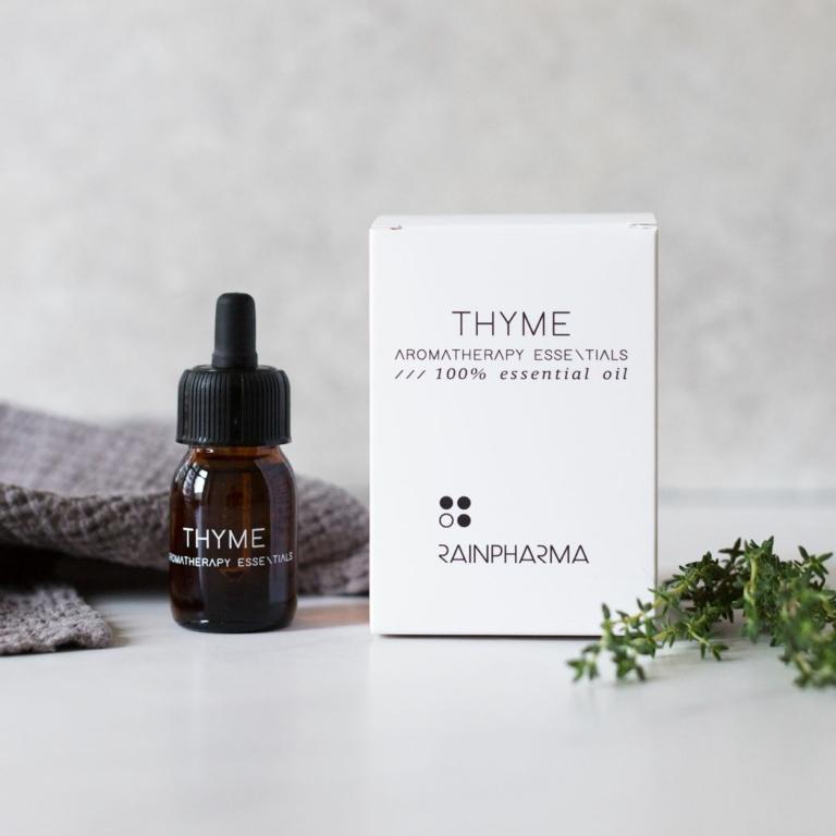 Essential Oil Thyme