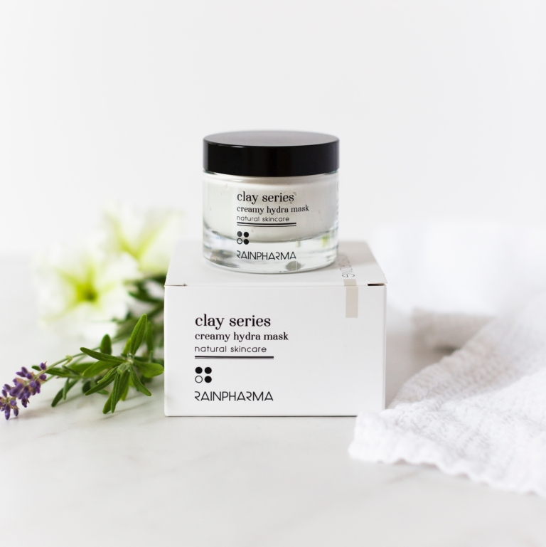 Clay Series – Creamy Hydra Mask