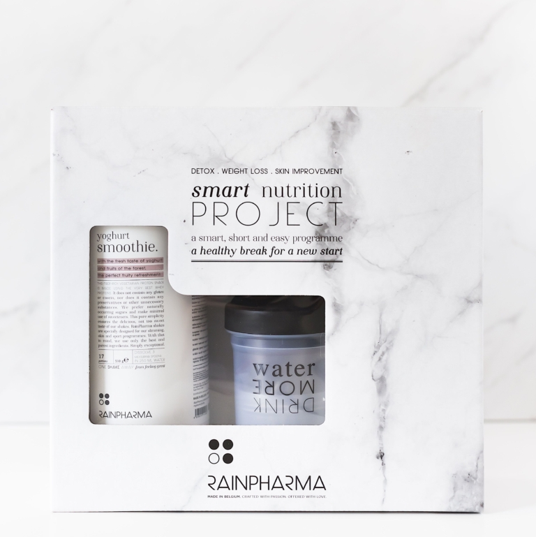 Smart Nutrition Box