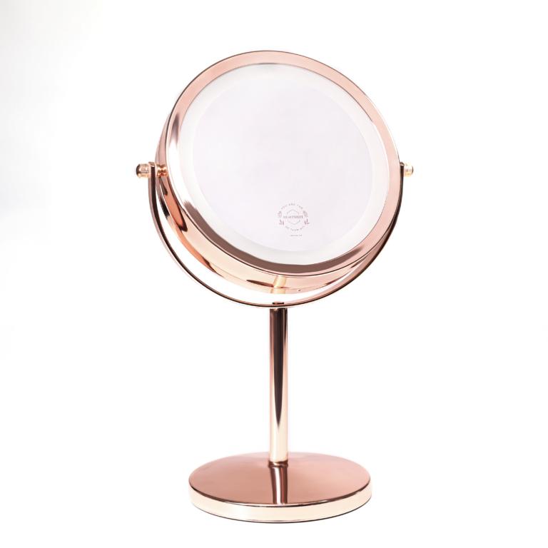 Grote make-up spiegel
