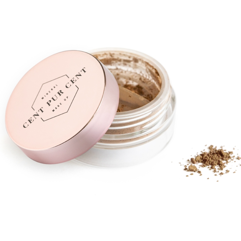 Loose Mineral Eyeshadow café