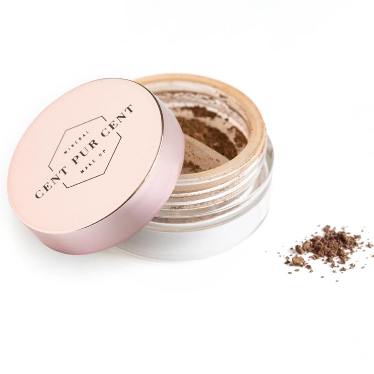 Loose Mineral Eyeshadow caramel