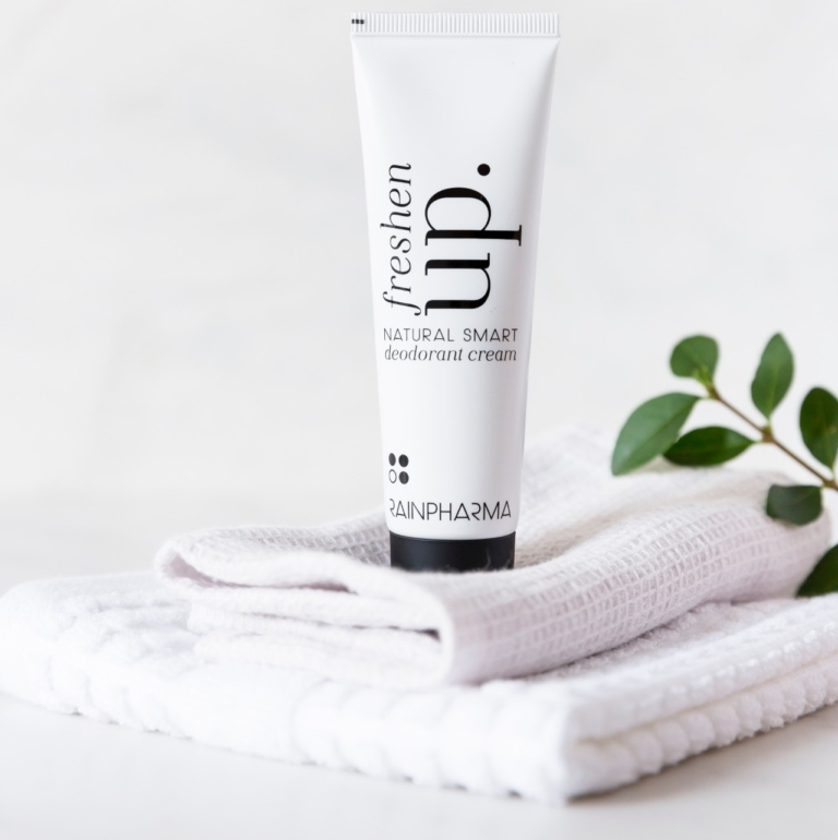 Freshen up Natural smart deodorant