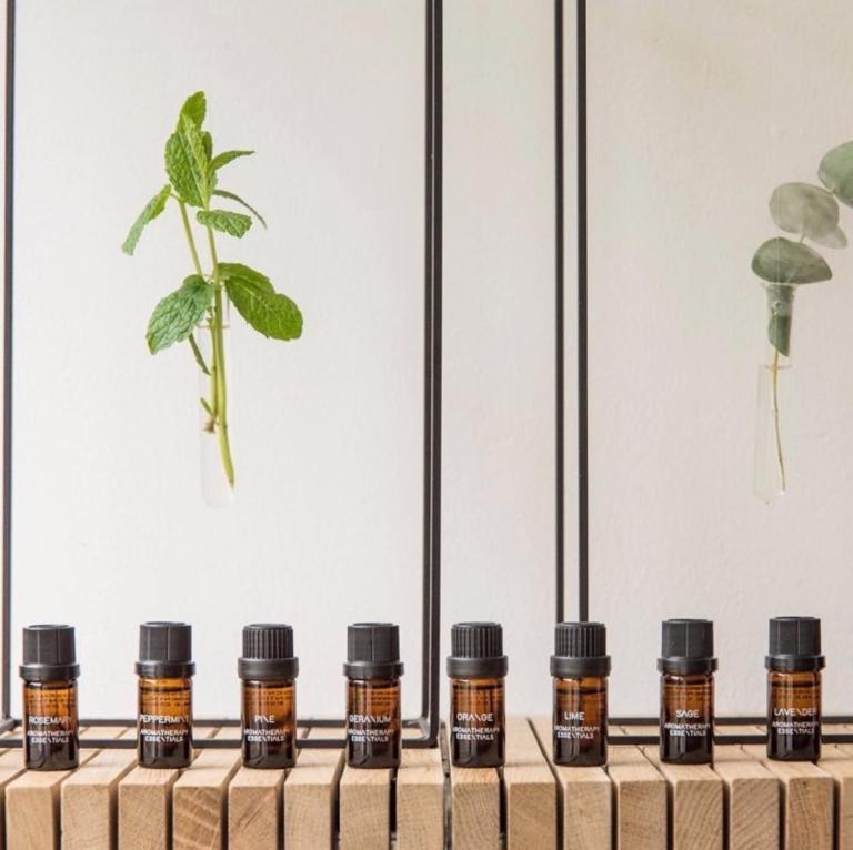 online workshop aromatherapie 8 december – 20u