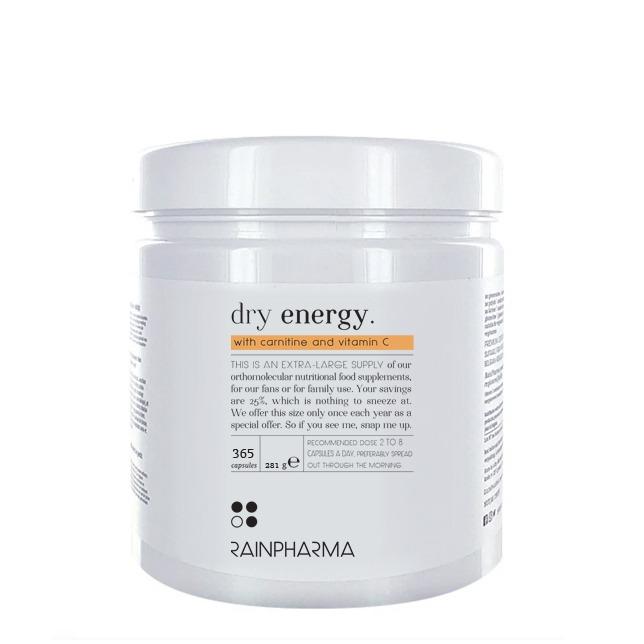 Dry Energy 365 caps