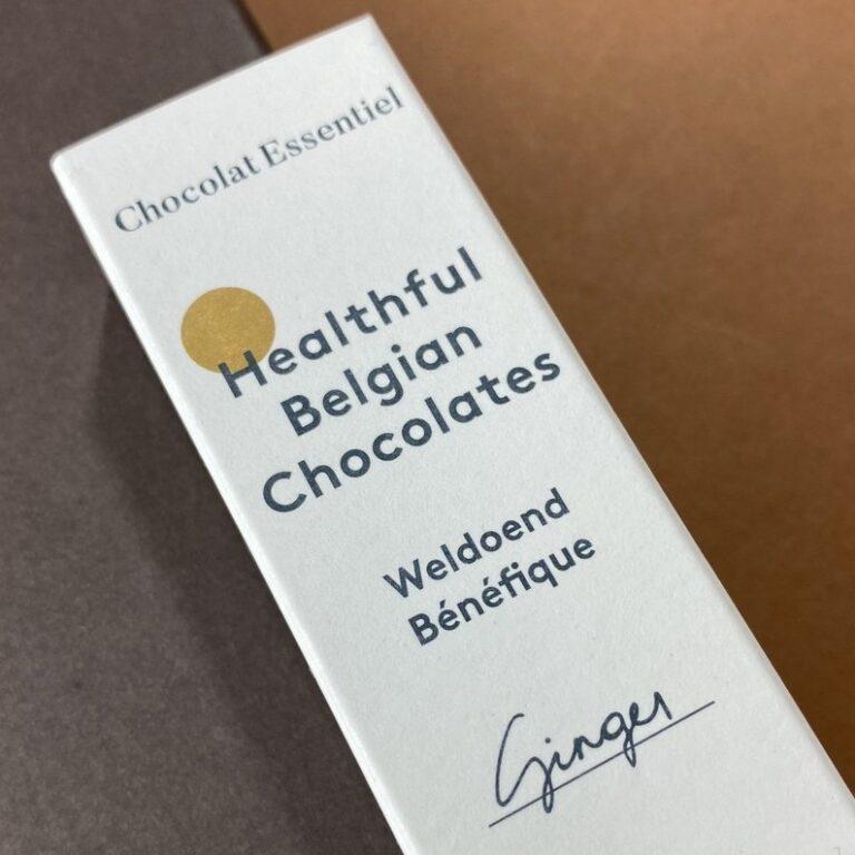 Chocolat Essentiel Ginger – Vitality