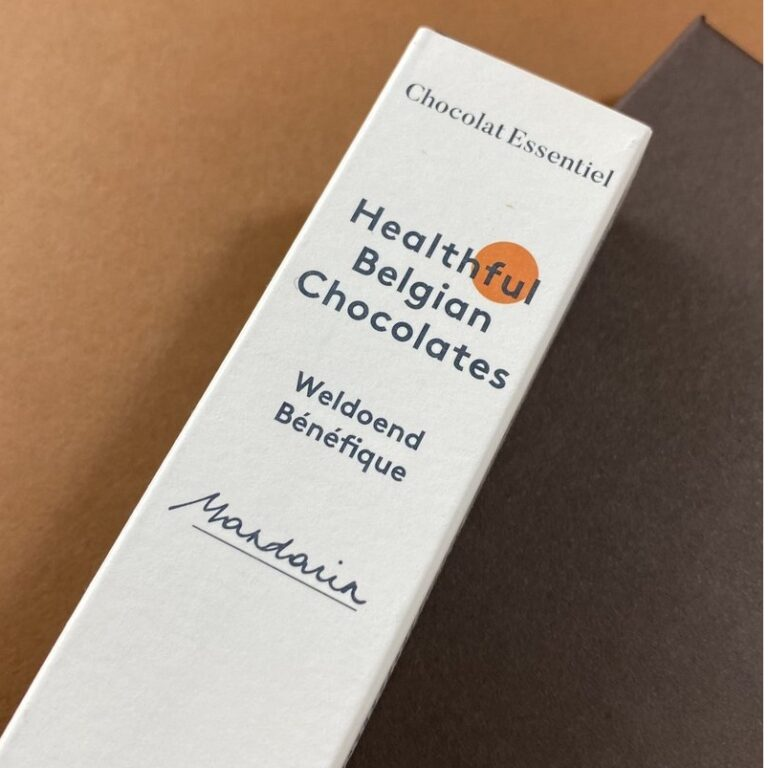 Chocolat Essentiel Mandarin – Antioxidant