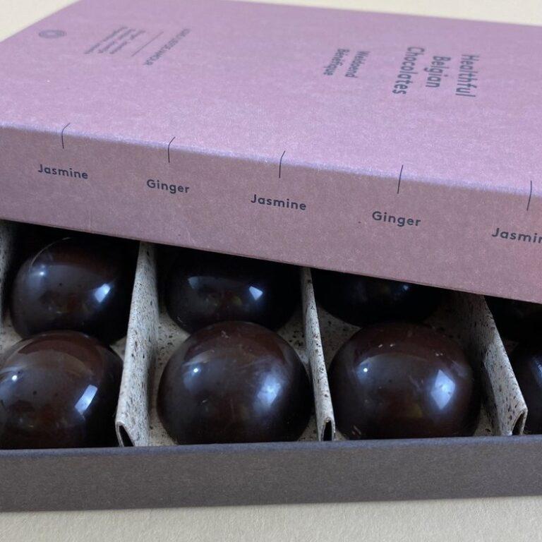 Chocolat Essentiel Love – Love rules the world