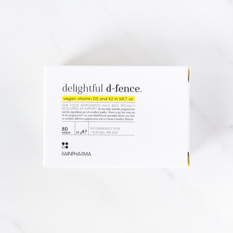Delightful d-fence 80 softgels